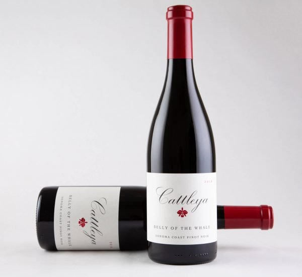 2018 Belly of the Whale Pinot Noir Bottles