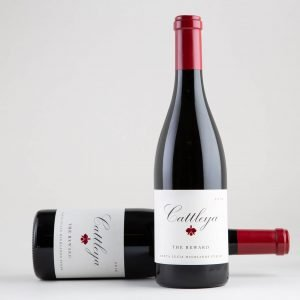 2018 The Reward Syrah Bottles