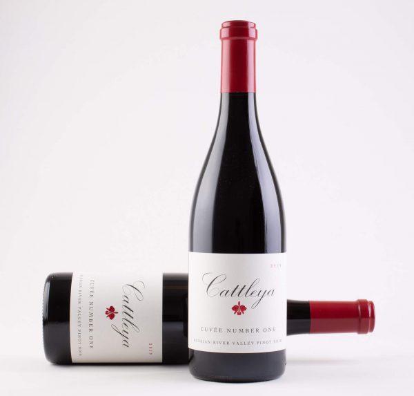 Cattleya 2019 Cuvee Number One Pinot Noir Bottleshots