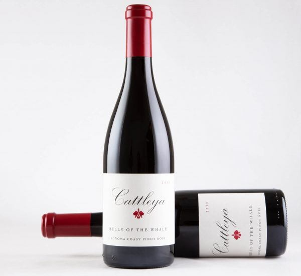 2019 Belly of the Whale Pinot Noir Bottles