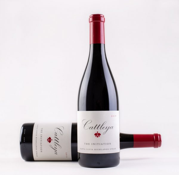 2019 The Initiation Syrah Face Label